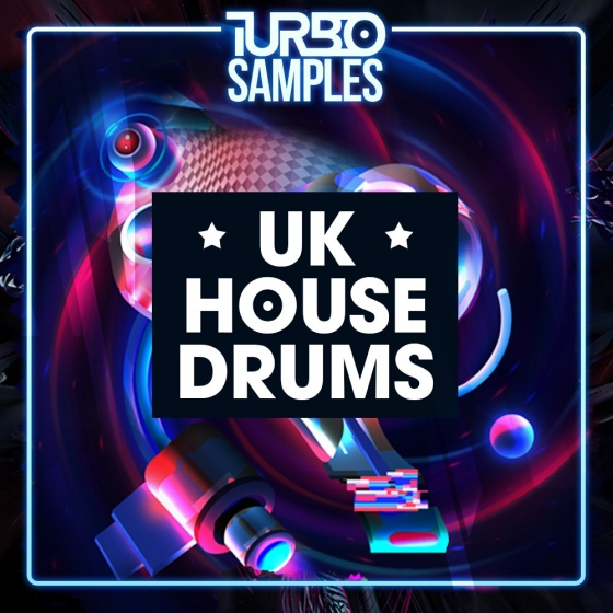 Turbo Samples UK House Drums WAV-AUDIOSTRiKE